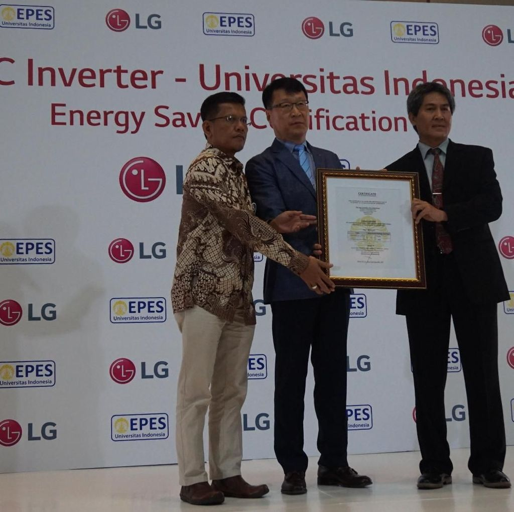 Baru 9 Persen AC di Indonesia Pakai Inverter