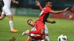 Komentar Irfan Jaya Soal Golnya ke Gawang Pelestina