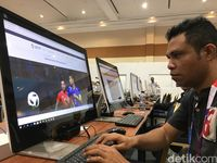 Cara Telkomsel Cegah Internet Lemot di Asian Games 2018