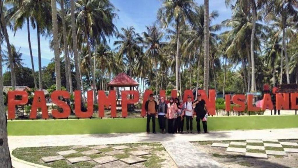Petualangan ke Pulau Pasumpahan di Sumatera Barat
