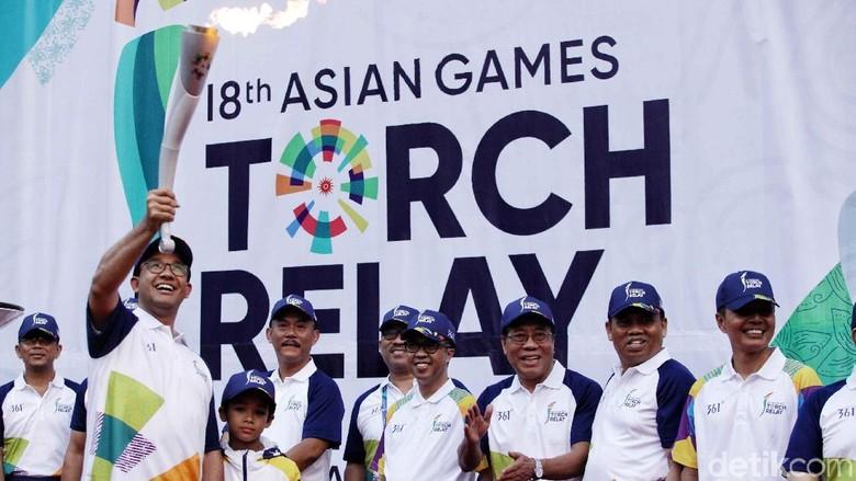 Anies: Venue Siap, Mudah-mudahan Asian Games Lancar