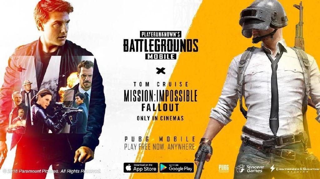 Pembaruan PUBG Hadirkan Konten Mission: Impossible Fallout