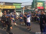 Siswa Kecewa, Obor Asian Games Tak Kunjung Lewat