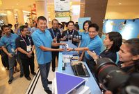 Mandiri Luncurkan e-Money dan Ticket Box Asian Games