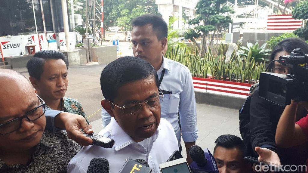 Ketiga Kalinya Idrus Dipanggil KPK Terkait Suap PLTU Riau