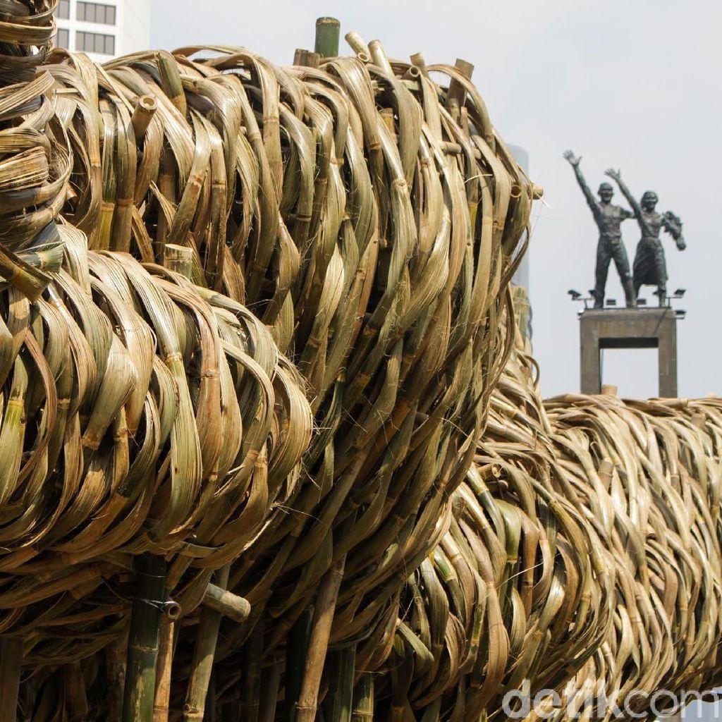 Jepang hingga Korea Kesengsem Produk Bambu RI