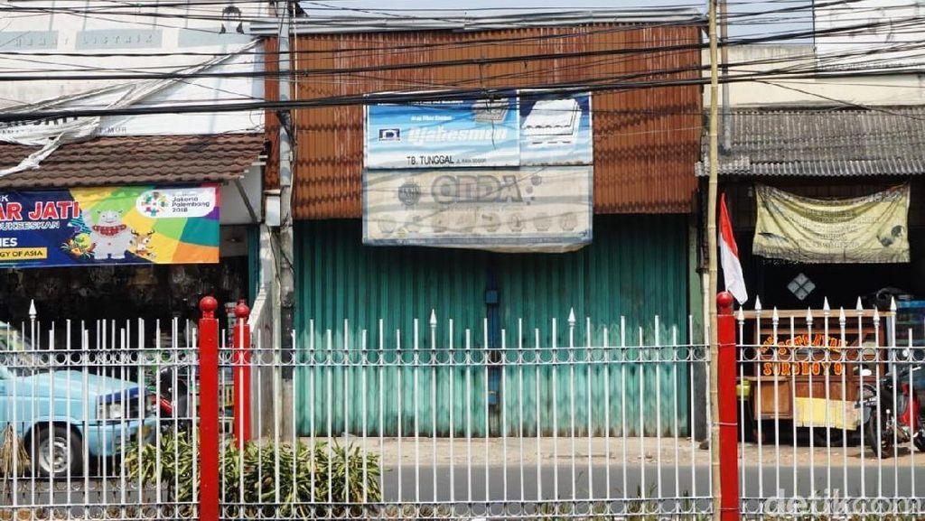 Ada Pawai Asian Games, PKL Kramat Jati Baru Berjualan Besok
