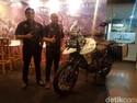Motor Pangeran William Versi Kecil Meluncur di Indonesia Rp 475 Juta