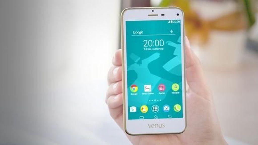Mengenal Venus Phone, Senjata Erdogan Boikot iPhone