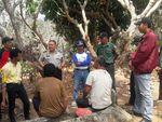 Polisi: Makam di TPU Malang Dirusak Pakai Batu Kali