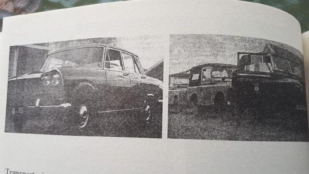 Transportasi Asian Games 1962, dari FiatHingga Bemo dan Opelet