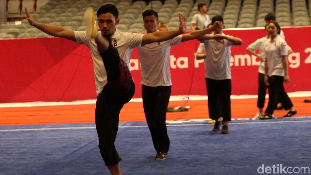 Pewushu Achmad Hulaefi Dapat Banyak Ilmu dari Latihan di China