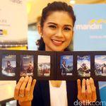 Bank Mandiri Luncurkan e-Money Edisi Asian Games 2018