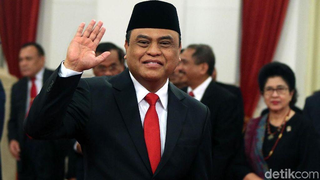 Cerita Syafruddin Dipanggil Jokowi dan Papasan dengan Asman Abnur