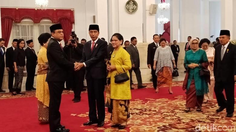 Ditunjuk Jokowi Jadi MenPAN-RB, Syafruddin: Saya Tak Mengira