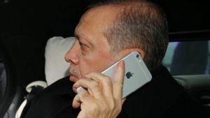 Mau Boikot iPhone, Erdogan Ternyata Penggemar Apple
