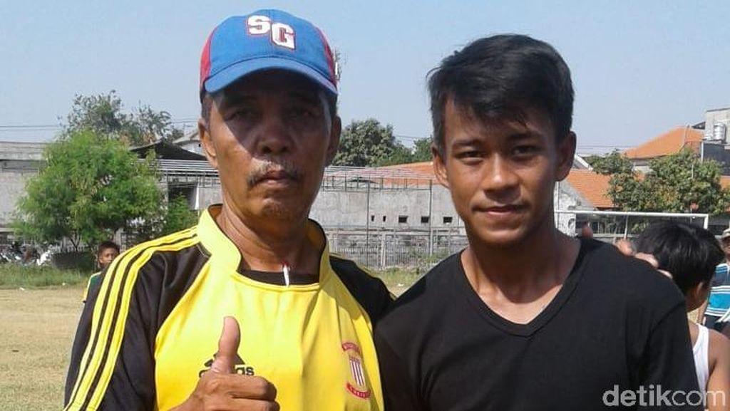 Kerja Keras Supriadi Atasi Keterbatasan Sebelum Eksis di Timnas U-16
