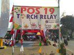 Jelang Kedatangan Obor Asian Games, Jalan Ampera Raya Ditutup