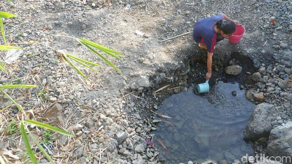 2 Desa di Brebes Diprediksi akan Alami Kekeringan Ekstrem