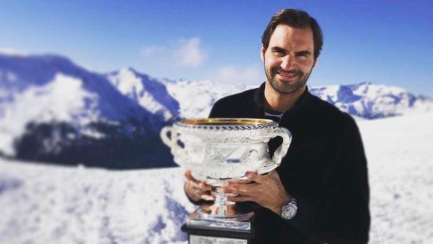 Liburan Petenis Dunia Roger Federer