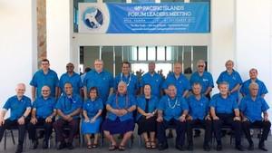 PM Tonga Tantang Pemimpin Pasifik Turunkan Berat Badan