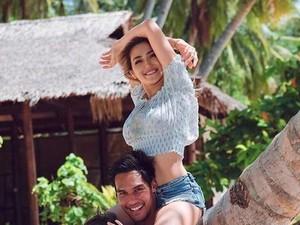 Makin Mesra! Jessica Iskandar Posting Foto Digendong Richard Kyle
