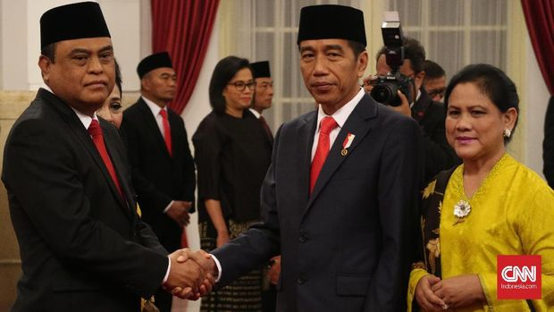Asman Titip Syafruddin Soal Rekrutmen PNS yang Bersih