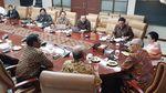Potret Kehangatan Mega dan Mahfud Md di Rapat BPIP