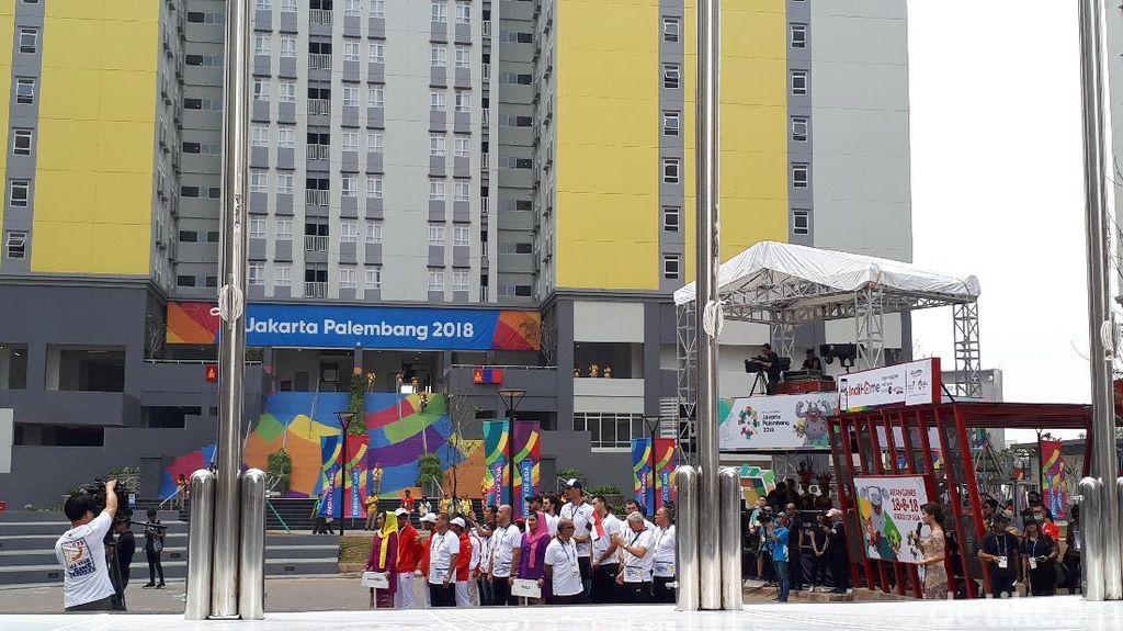 Masyarakat Boleh Sewa Wisma Atlet Eks Asian Games
