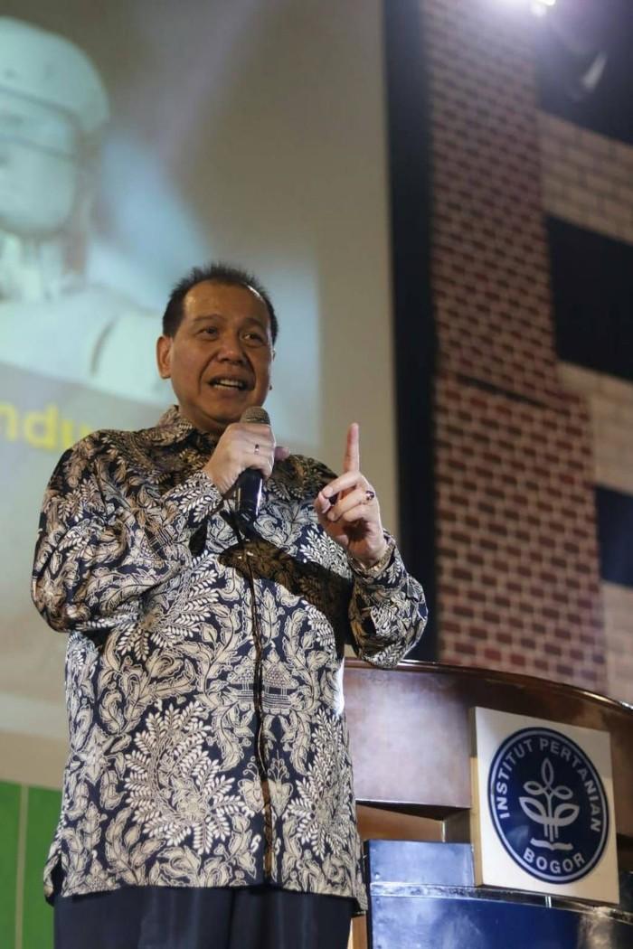 Chairul Tanjung di IPB (Dok Istimewa)
