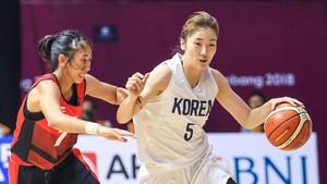 Korea Targetkan Emas Basket di Asian Games 2018
