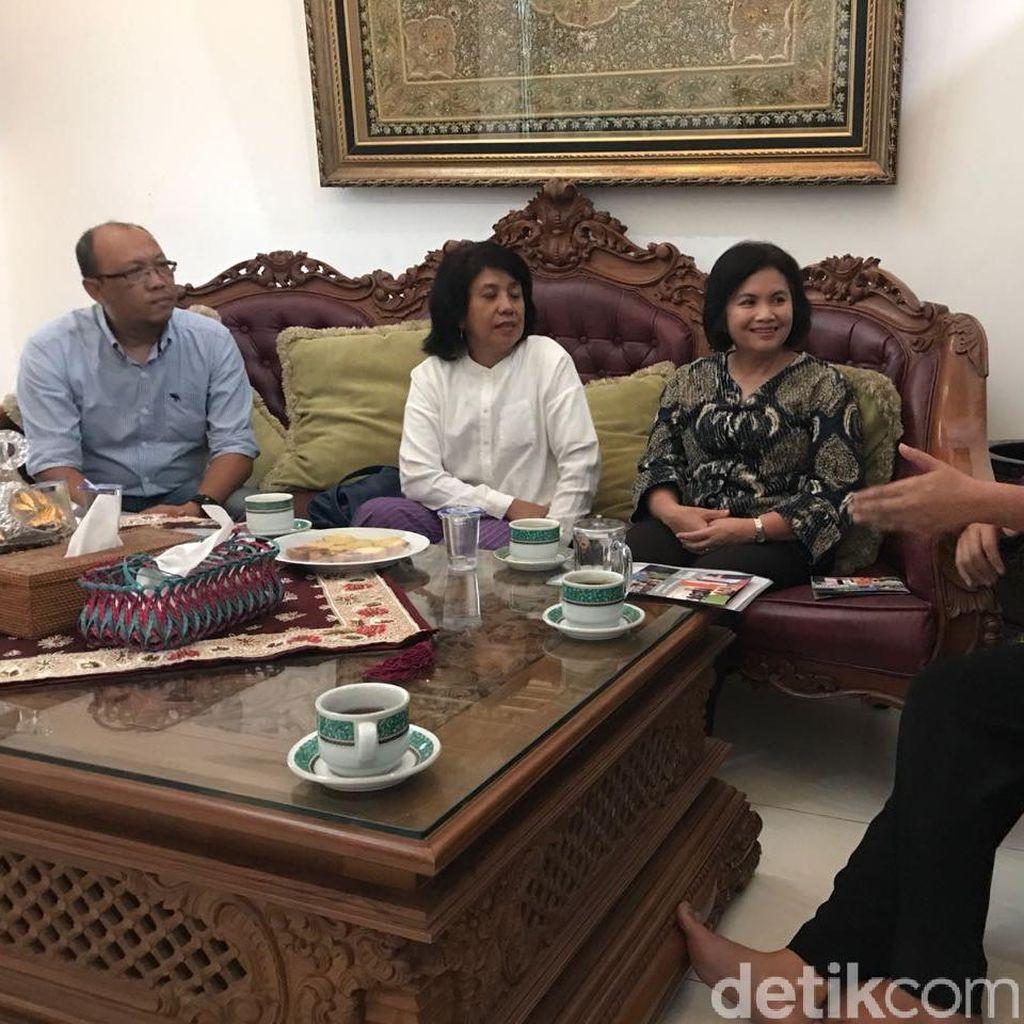Bertemu Khofifah, Istri Munir Bahas Pembangunan Museum HAM