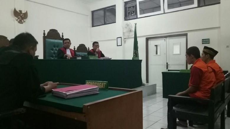 Sidang Pembunuhan Sopir Gocar Sumsel, Hakim Minta Keluarga Tabah