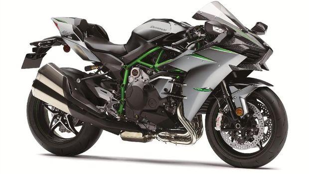 Kawasaki Ninja H2 Model 2019