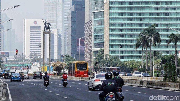 Jakarta (Foto: Pradita Utama)
