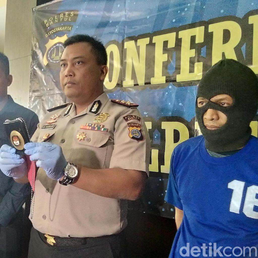Polisi Kejar Otak Penipuan KPK Gadungan di Bantul
