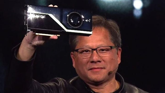 CEO Nvidia Jensen Huang. Foto: Digital Trends