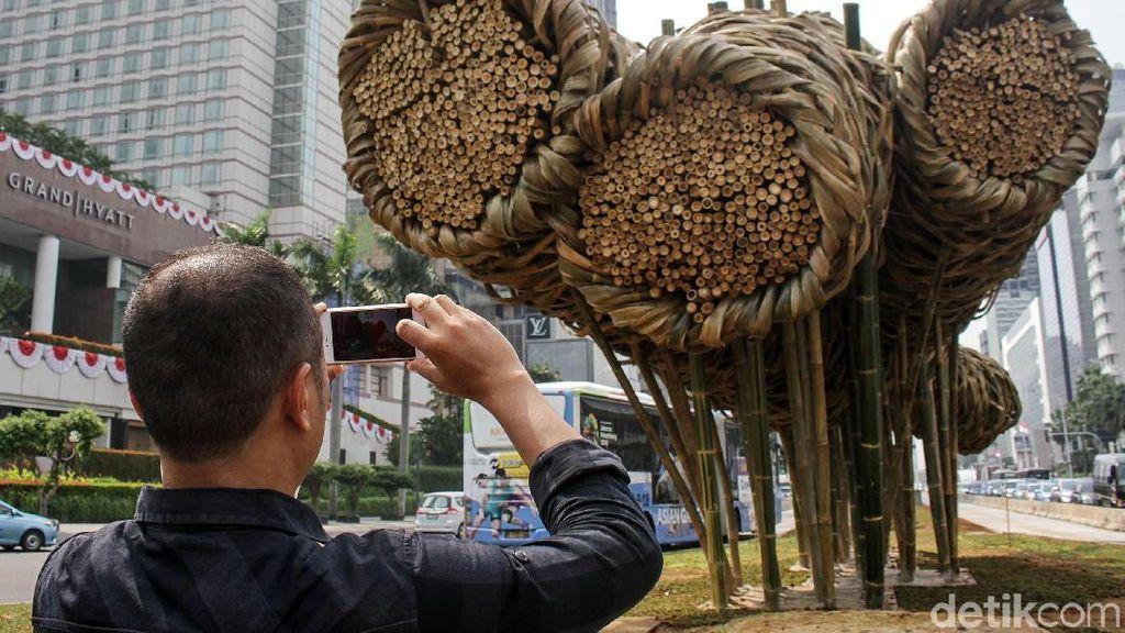 Anies Minta Joko Avianto Kebut Seni Bambu untuk Pawai Obor Asian Games