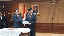 PDIP Yakin Syafruddin Bisa Disiplinkan Aparatur Sipil Negara