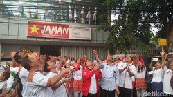 Pejabat Kemendagri Sampaikan Pesan Politik Tjahjo ke Relawan Jokowi
