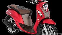 Yamaha Tambah Warna Fino Grande Buat Para Hijabers