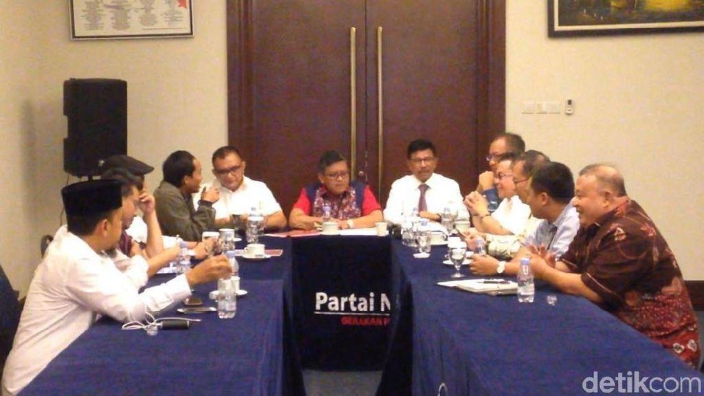 Tim Pemenangan Jokowi-Maruf Amin akan Pleno Akhir Pekan Ini