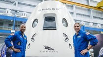 SpaceX Siap Luncurkan Manusia ke Antariksa