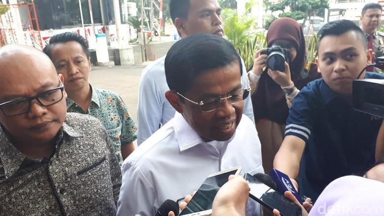 Idrus Marham Sambangi KPK, Jadi Saksi Kasus Suap PLTU Riau-1
