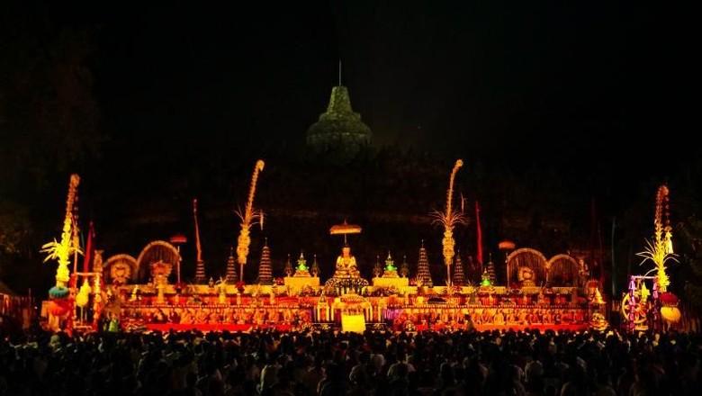 Wiasak di Borobudur