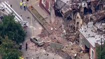 Ledakan Gas Runtuhkan Bangunan di Denver