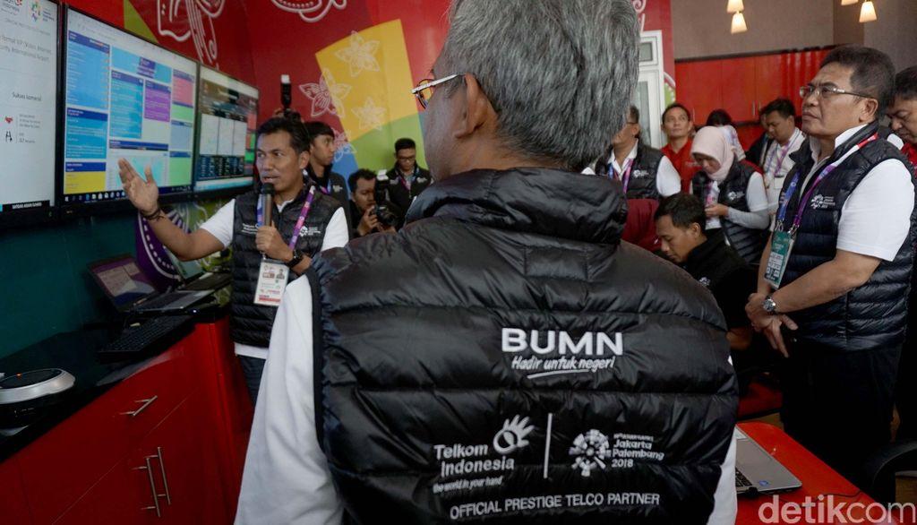 PT Telkom Indonesia (Persero) Tbk (Telkom) sebagai Official Prestige Telco Partner dipastikan siap mendukung dan menyukseskan seluruh agenda Asian Games 2018 yang akan segera berlangsung pada 18 Agustus - 2 September 2018.