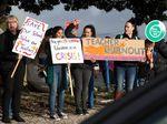 Pertama dalam 20 Tahun, Puluhan Ribu Guru Demo di Selandia Baru