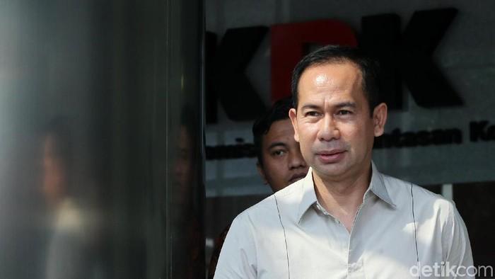 Tubagus Chaeri Wardhana (Wawan) kembali diperiksa KPK. Suami dari Wali Kota Tangerang Selatan Airin Rachmi Diany itu diperiksa dalam kasus TPPU.