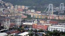 Muncul Berbagai Spekulasi Penyebab Runtuhnya Jembatan di Italia